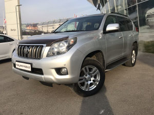 TOYOTA LAND CRUISER 3.0 AWD A/T  EXSECUTIVE