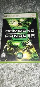 Orginal igra xbox 360 COMMAND & CONQUER