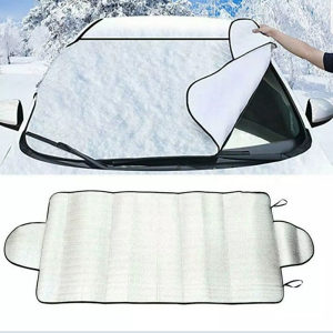 Magnet zaštitni poklopac za vjetrobransko staklo zima
