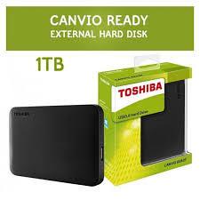 "EKSTERNI HARD DISK 1TB TOSHIBA USB 3.0 2.5"" HDD"