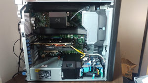 Dell Precision T3610 8core xeon E5 Workstation+Gaming