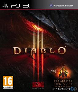DIABLO 3 (PlayStation 3 - PS3)