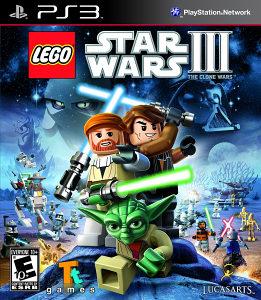 LEGO Star Wars 3 (PlayStation 3 - PS3)