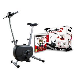 Sobni bicikl sa komandama za PS3 i Nintendo WII