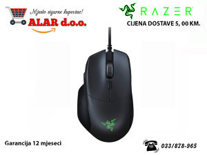 Razer Miš Basilisk Essential Gaming Mouse