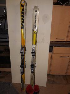 Skije dvoje