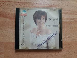CD -IZETA MILISIC - BISERI SEVDAHA