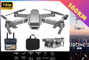 E68 Dron sa kamerom HD 720p 15 min let