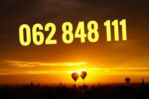 Ultra broj 062 848 111