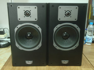 Quadral Dauphin phonologue MkII zvučnici