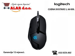 Logitech Miš G402 Gaming