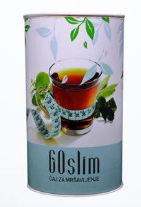 GoSlim – Čaj na prirodnoj bazi za mršavljenje