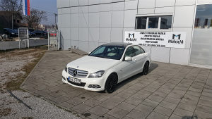 Mercedes Benz C180 CDI 2011 FaceLift Avantgarde