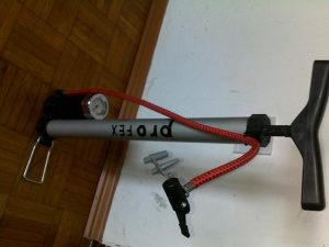 pumpa za biciklo auto