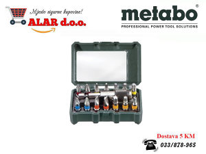 Metabo 15-dijelni set bitova Promotion 626703000