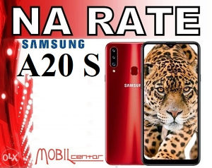 Samsung Galaxy A20S na rate 41 KM