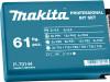 MAKITA SET BITOVA 61-DIJELNI P-70144
