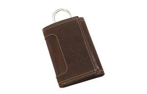 Kožni novčanik - futrola za ključeve