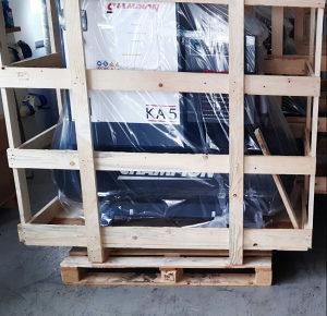 Novi vijčani kompresor Gardner Denver 5,5kW