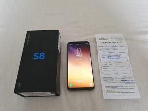 Samsung Galaxy s8. Dual Sim. Stanje novo 10/10