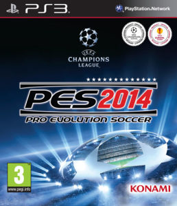 PES 14 : Pro Evolution Soccer 2014 (PS3)