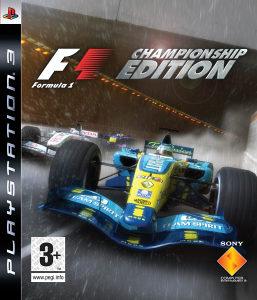 F1 Formula One Championship Edition (PS3)