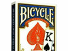 Bicycle Jumbo Rider Back Blue / KARTE