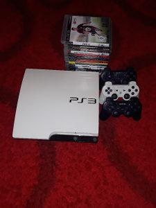 PlayStation 3 ps3 150gb konzola igrica igrice