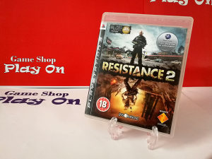 Resistance 2 (PlayStation 3 - PS3)