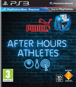 After Hours Athletes (PS3 -  Move Igra)
