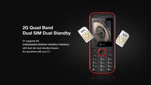 Mobitel na tipke KXD C1