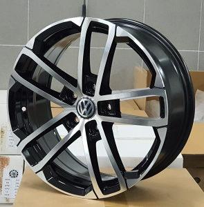 """Alu felge Volkswagen 18"""" 5x112 8J GTD"""