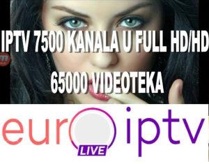 IPTV FULL HD/HD