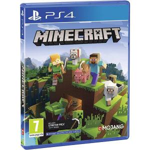 Minecraft Bedrock Edition (PS4 PlayStation 4)