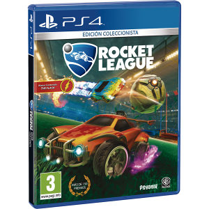 Rocket Leaguge Collector's Edition (PS4 PlayStation 4)