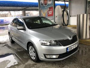 Škoda RAPID 1.4 TDI 2017. euro 6, LIMUZINA