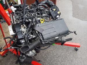 MOTOR A1 FABIA RAPID POLO 1.4 TDI 66 KW-CUS OZNAKA