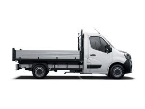 Novi Renault Master kiper s jednostrukom kabinom