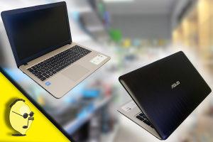 Asus VivoBook N4000 1.10ghz/UHD 600/4GB DDR4/ 256GB SSD