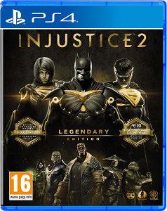 Injustice 2 Legendary Edition (PlayStation 4 - PS4)