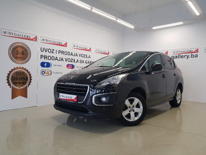 Peugeot 3008 2014g. AUTOMATIK (RASPRODAJA)