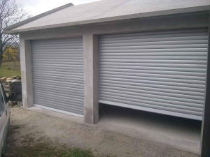Garazna rolo vrata 150 KM m² sekciona