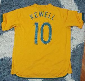 Fudbalski dres - Harry Kewell _10_Australia