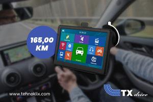 GPS Navigacije 7 incha IGO (8GB/800) AUTO, KAMION