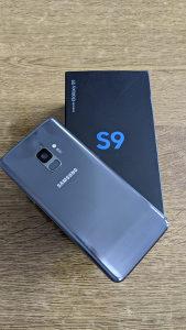 Samsung Galaxy s9 64 GB simfree full pakovanje 10/10