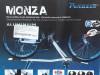 Krovni nosač bicikla Peruzzo Monza