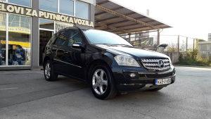 Mercedes-Benz ML 320 zamjena samo za građ.materijal