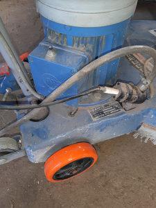 Polir mašina za čišćenje betona tlakovaca