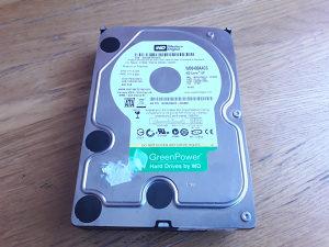 """Hard Disk WD  640 GB SATA III 3.5 """""""