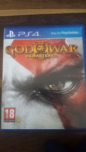 God Of War 3 Remastred PS4